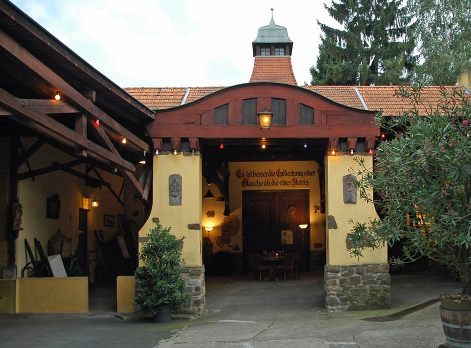 Weingut Broel in Rhöndorf