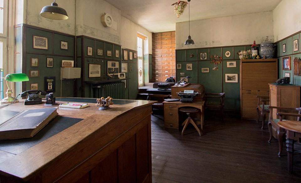 Kontor im Weingut Broel in Rhöndorf